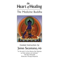 The Heart of Healing CD Jacket